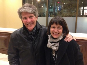 Patricia White and Timothy Corrigan, SCMS 2014