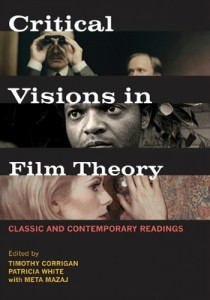 Critical Visions in Film Theory cover 2