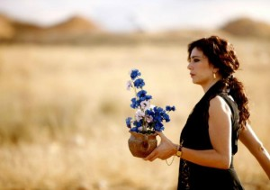 Director Nadine Labaki in Where Do We Go Now?