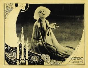 Nazimova, Salome 1