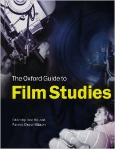 Oxford Guide to Film Studies cover