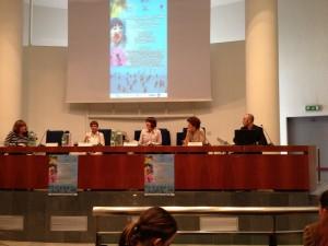 Patricia White in Rome, 2013-05-29