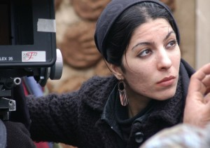Director Samira Makhmalbaf