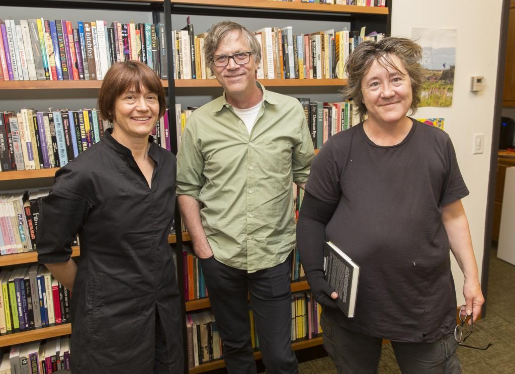 Patricia White, Todd Haynes, and Chirstine Vachon